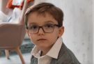 У сына Оли Цибульской теперь есть своя страница в социальной сети
