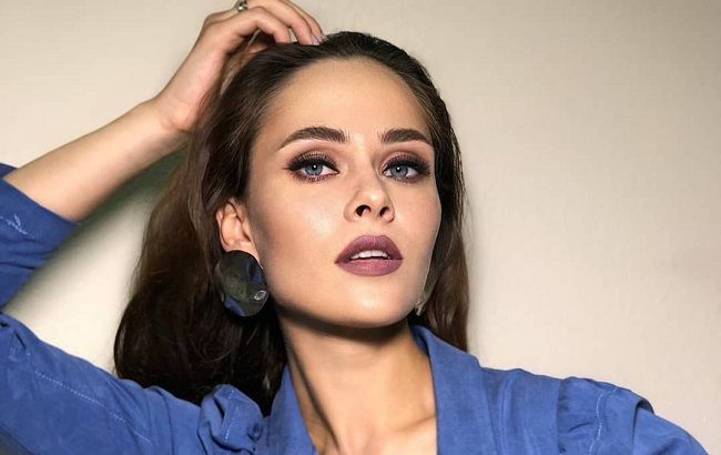 Юлия Санина показала фотографии с премьеры украинской киноленты «Віддана»