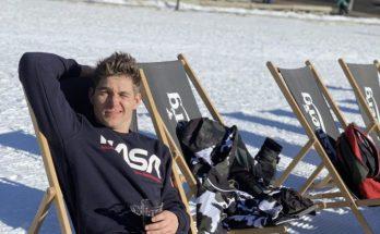 Владимир Остапчук поделился фотографиями с отдыха на горнолыжном курорте