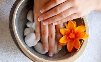 Салонные SPA-процедуры для рук, которые спасут ваши ногти