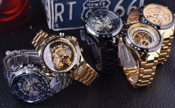 Как правильно заводить механические наручные часы