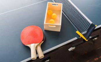 Рекомендації по вибору тенісного столу