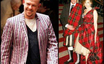 Пять главных увлечений британского дизайнера Alexander McQueen