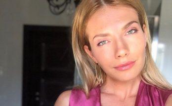 Антонина Паперная показала очаровательный кадр с новой фотосессии