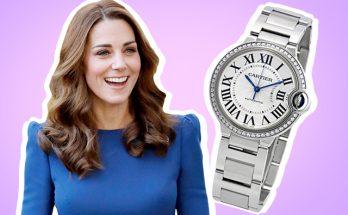 Любимые модели часов представителей британской королевской семьи