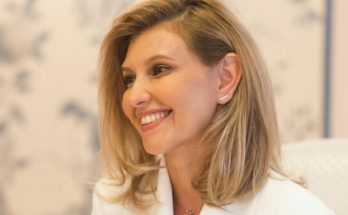 Модная дипломатия: Елена Зеленская в стильном костюме появилась на светском мероприятии