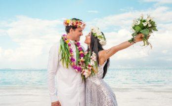 Наталья Татаринцева поделилась свадебным видео с райского острова Таити