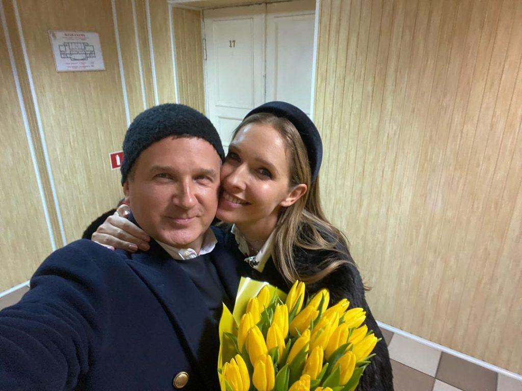 Юрий Горбунов рассказал, как начинались их отношения с Катей Осадчей