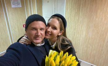 Юрий Горбунов поделился трогательной историей отношений со своей супругой