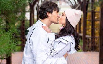 Евгений Кот с женой отправился отдыхать в Карпаты