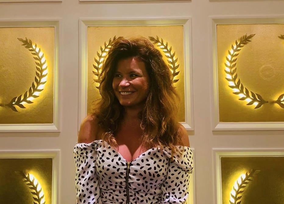 Ирина Монатик прогулялась по Лондону после Brit Awards 2020