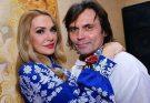 Ольга Сумская показала архивные фотографии с мужем