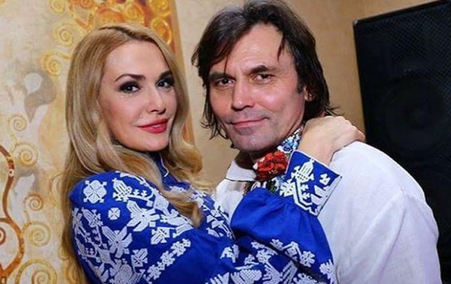 Ольга Сумская показала архивные кадры с супругом