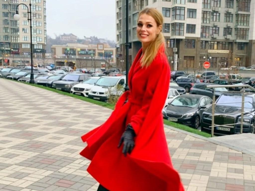 Ольга Фреймут рассказала о бывшем супруге