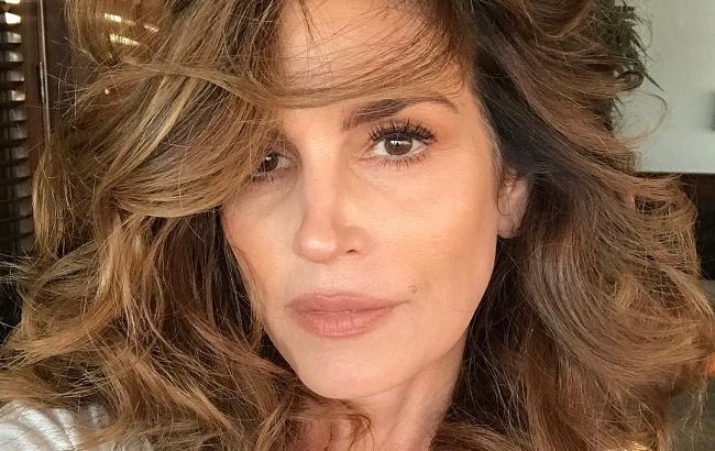 Синди Кроуфорд поделилась секретами красоты
