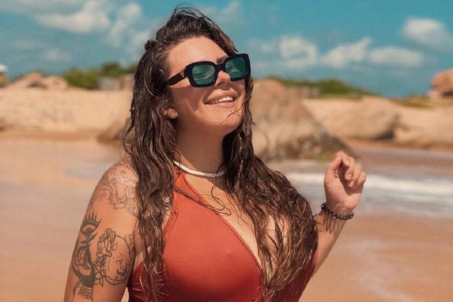 Александра Зарицкая рассказала, что пытается похудеть