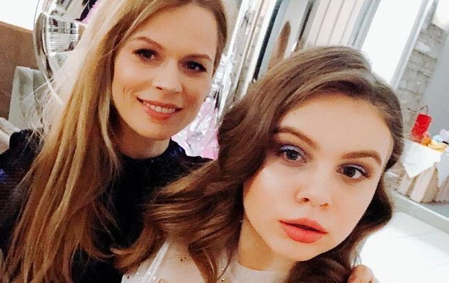 Ольга Фреймут поздравила дочь с Днем рождения