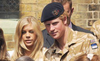 Состоялась тайная встреча принца Гарри с экс-возлюбленной
