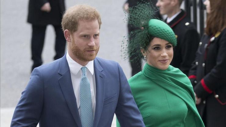 Меган Маркл запретила принцу Гарри встречаться с отцом