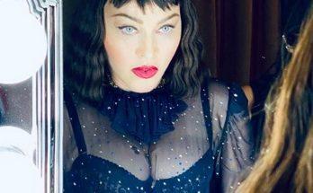 Мадонна огорчила поклонников фальшивым пением