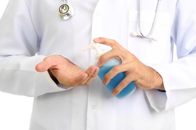 Как сделать антисептик своими руками