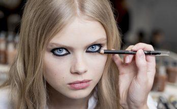 Как повторить стрелки с показа Dior