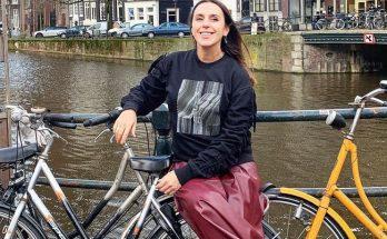 Джамала поделилась снимками с путешествия в Нидерланды