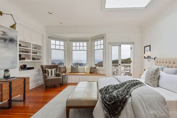 Как выглядит особняк Джулия Робертс в Сан-Франциско
