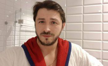 Сергей Притула показал поклонникам сына и дочь