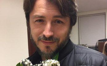 Сергей Притула поделился редким снимком своей семьи