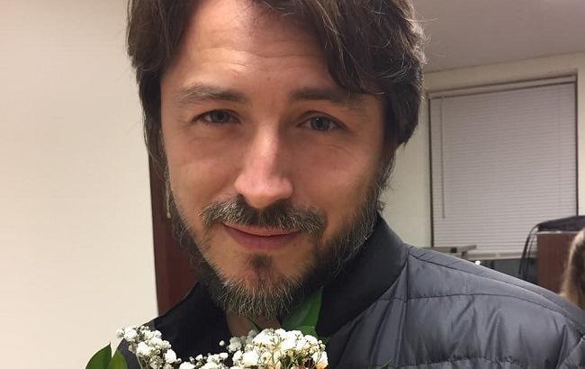Сергей Притула показал свою жену и подросшего сына