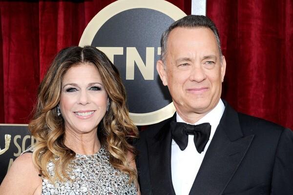 Том Хэнкс и его жена заболели коронавирусом