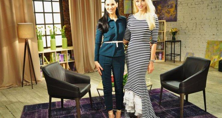 Оля Полякова и Маша Ефросинина обсудили пластическую хирургию