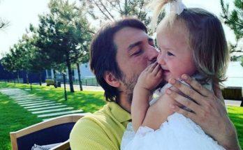 Сергей Притула показал веселый кадр с дочкой