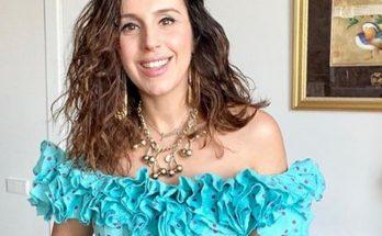 Беременная Джамала позировала в обтягивающем платье