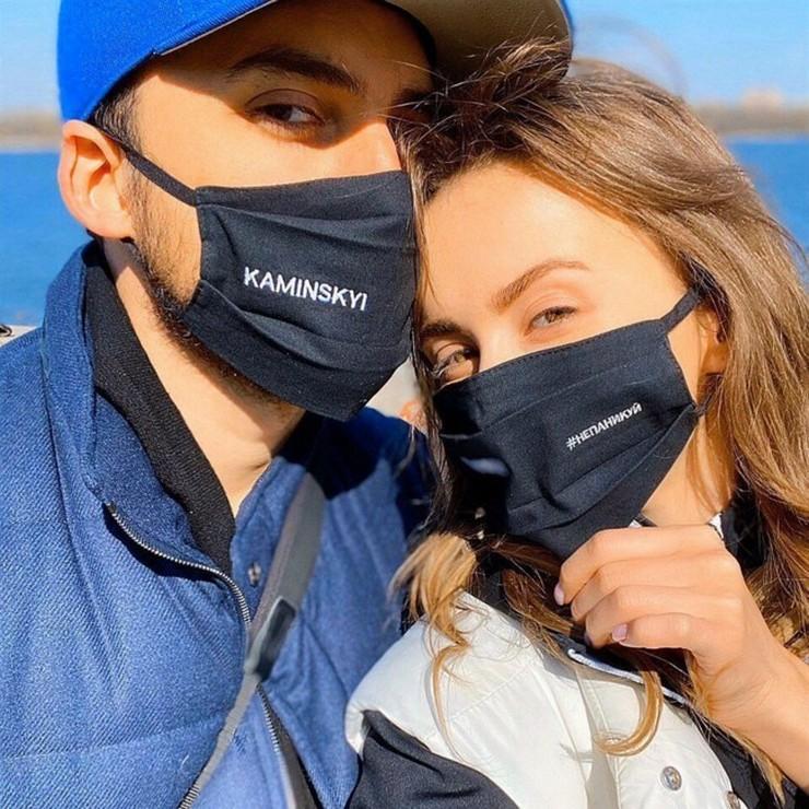 Новая возлюбленная Эдгара Каминского показала совместное фото с ним