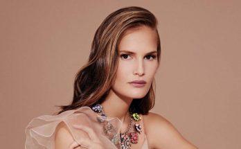 Секреты красоты знаменитостей: что ест украинская модель Алла Костромичева