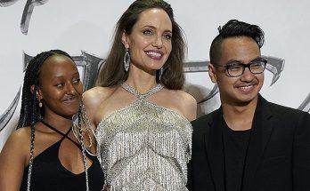 Анджелина Джоли дала интервью о старшем сыне, который вернулся домой из-за пандемии