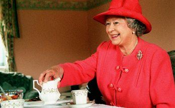 Пьем чай, как королева Елизавета II
