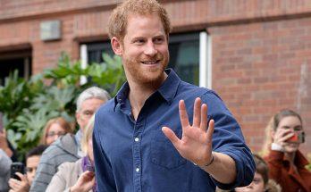 Принц Гарри больше не использует свою фамилию