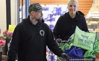Всемирный карантин: Кэмерон Диас с мужем решили запастись продуктами