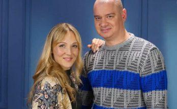 Жена Евгения Кошевого трогательно поздравила его с днем рождения