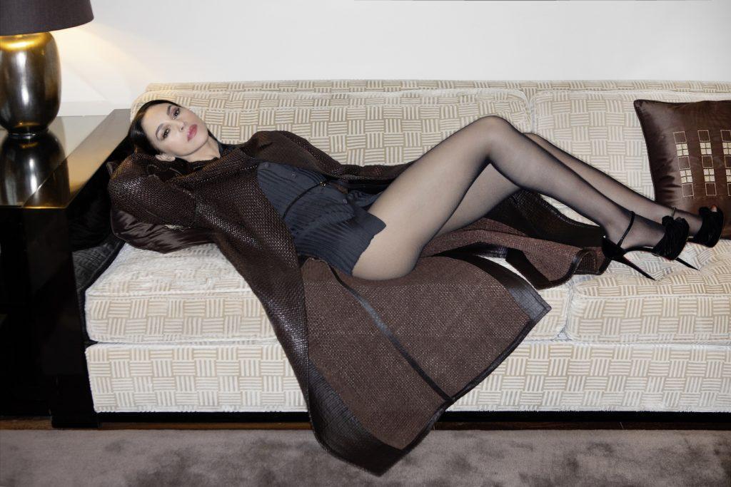 Моника Беллуччи снялась в дерзкой фотосессии