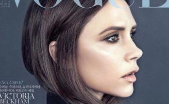 Идеально: Виктория Бекхэм восхитила стройной фигурой в фотосессии для Vogue