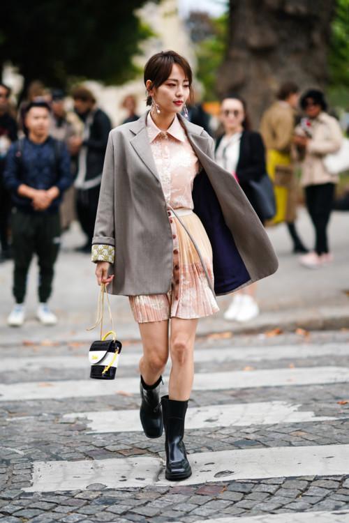 C чем носить резиновые сапоги