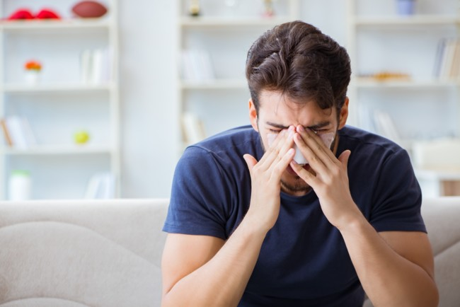 Причины кровотечения из носа и как остановить кровь