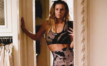 Стройная многодетная мама: похудевшая Джессика Симпсон показала подтянутую фигуру