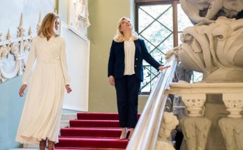Особенный вклад: Елена Зеленская в рамках социальной инициативы отдала свое платье за 12 000 гривен