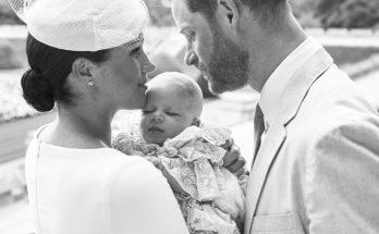 Вылитый принц Гарри: Меган Маркл записала видео с годовалым сыном Арчи