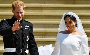 Вторая годовщина брака: стало известно, что подарили друг другу Меган Маркл и принц Гарри